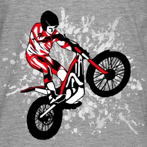 Trial Racing Hoodies & Sweatshirts - Men's Premium Longsleeve Shirt