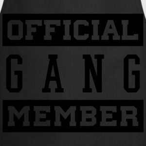 official gang member T-Shirts - Kochschürze