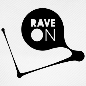 RAVE ON T-Shirts - Baseballkappe