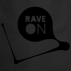 RAVE ON Tops - Kochschürze