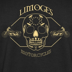 Motorcycles Limoges Tee shirts - Sweat-shirt Homme Stanley & Stella