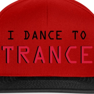 Trance Tee shirts - Casquette snapback