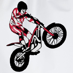 Trial Racing T-shirts - Sportstaske