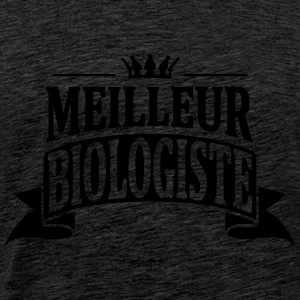 Biologiste Sweat-shirts - T-shirt Premium Homme