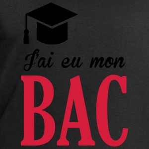 BAC / Ecole Diplome Etudiant Diplôme baccalauréat Tee shirts - Sweat-shirt Homme Stanley & Stella