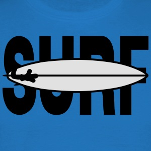 Surf Tabliers - T-shirt Homme
