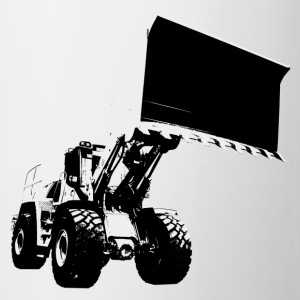 wheel loader T-Shirts - Mug