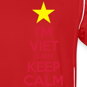 I'm Viet I Can't Keep Calm Hoodies - Men's Football Jersey