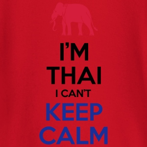 I'm Thai I Can't Keep Calm T-Shirts - Baby Long Sleeve T-Shirt
