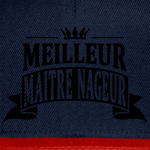 Maitre Nageur Tee shirts - Casquette snapback
