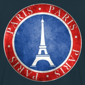 Paris tour Eiffel 3 Sweat-shirts - T-shirt Homme
