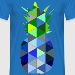 Blue Pineapple totebag - T-shirt Homme