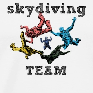skydivers Tops - Men's Premium T-Shirt