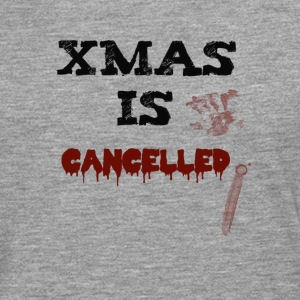 Xmas is cancelled - T-shirt manches longues Premium Homme