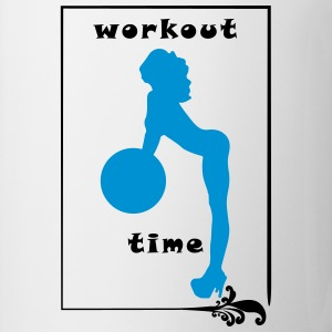 Workout 2c Tops - Mug