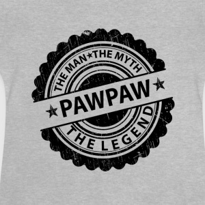 Pawpaw-The Man The Myth The Legend Shirts - Baby T-Shirt