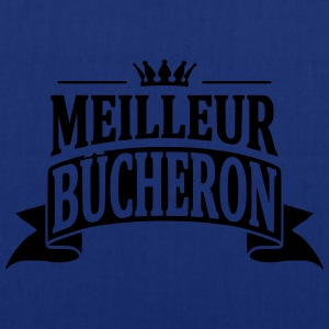 Bûcheron Sweat-shirts - Tote Bag