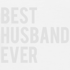 BEST HUSBAND DENS ARE Ondergoed - Mannen Premium T-shirt