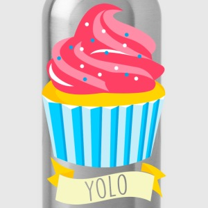 delicious cupcake T-Shirts - Water Bottle