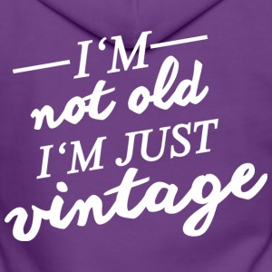 Vintage Birthday T-Shirts, 50th Birthday Gift Idea - Women's Premium Hooded Jacket