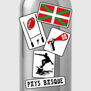 basque sport and tradition 10 Tee shirts - Gourde