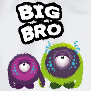 Big Bro Monster Canotte - Sacca sportiva