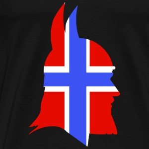 portrait-norge Hoodies & Sweatshirts - Men's Premium T-Shirt