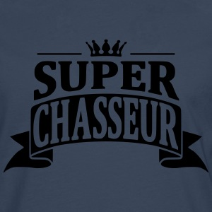 Super Chasseur Tee shirts - T-shirt manches longues Premium Homme