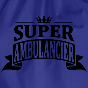 Super Ambulancier Tee shirts - Sac de sport léger