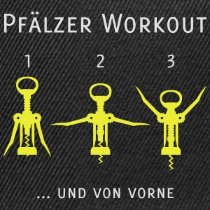 Pfälzer Workout Pullover & Hoodies - Snapback Cap