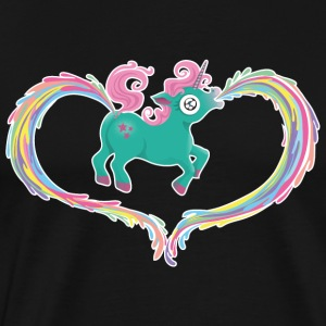 Black Unicorn Sports wear - Men's Premium T-Shirt