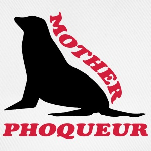Mother phoqueur T-shirts - Basebollkeps