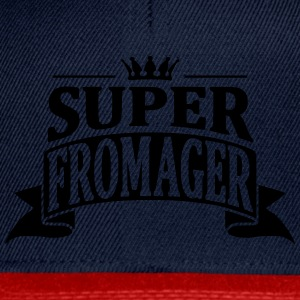 Super Fromager Sweat-shirts - Casquette snapback