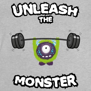 Unleash the Monster Shirts met lange mouwen - Baby T-shirt