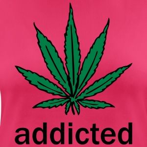 Weed Tops - Women's Breathable T-Shirt