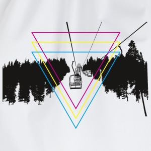 Lift - CMYK Sweatshirt - Turnbeutel