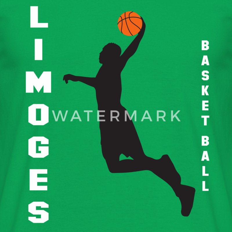 Limoges BasketBall  Tee shirts - T-shirt Homme