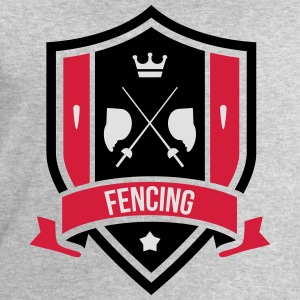 Escrime / Fencer / Fencing / Escrimeur / Fighter Tee shirts - Sweat-shirt Homme Stanley & Stella