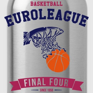 BASKETBALL EUROLEAGUE Magliette - Borraccia