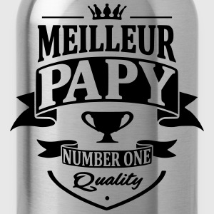 Meilleur Papy Tee shirts - Gourde