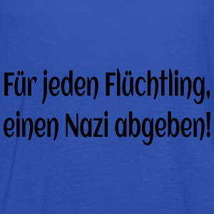 anti nazi T-Shirts - Frauen Tank Top von Bella