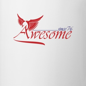 Awesome SINCE 1976 T-Shirts - Mug