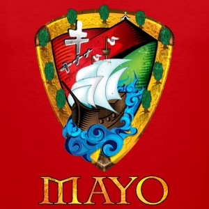 Mayo Shield (WOMEN) - Men's Premium Tank Top