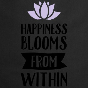 Happiness Blooms From Within T-paidat - Esiliina