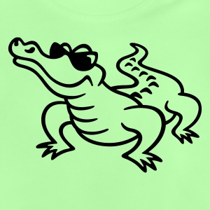 Croco Cool - Baby-T-shirt