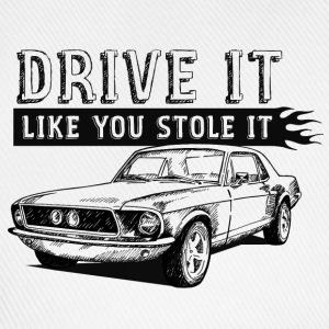 Drive It - Coupe Hoodies & Sweatshirts - Baseball Cap