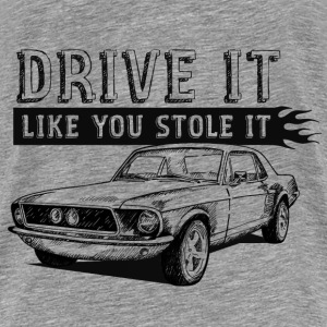 Drive It - Coupe Pullover & Hoodies - Männer Premium T-Shirt