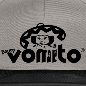 Vomito Tee shirts - Casquette snapback