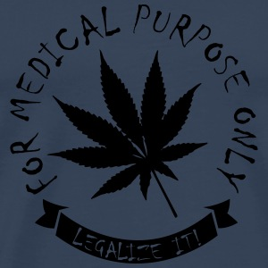 Legalize medical Cannabis Tops - Men's Premium T-Shirt