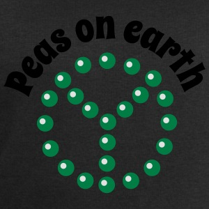 Peas on earth Tee shirts - Sweat-shirt Homme Stanley & Stella